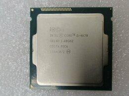 Процессоры (CPU) -  Intel core i5-4670, 0