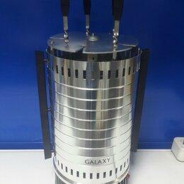 Электрические грили и шашлычницы - Электрошашлычница Galaxy GL2610, 0