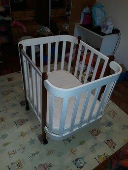 Кроватки - Кроватка - трансформер Happy Baby mommy LUX, 0