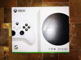 Игровые приставки - Игровая приставка Xbox Series S Новая\Гарантия\Чек, 0
