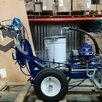 Graco linelazer ES1000 машина для нанесения разметки по цене 490000₽ - Инструменты для нанесения строительных смесей, фото 0