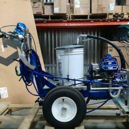 Инструменты для нанесения строительных смесей - Graco linelazer ES1000 машина для нанесения разметки, 0