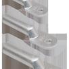 Наконечник алюминиевый ТА 95-12.5-13.5 DL-95 IEK по цене 66₽ - Товары для электромонтажа, фото 0