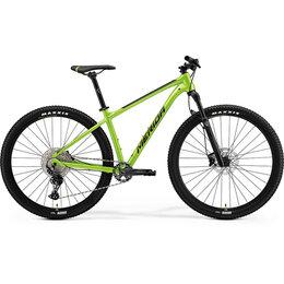 Настольные игры - Велосипед Merida Big.Nine 400 Green/Black 2021, 0