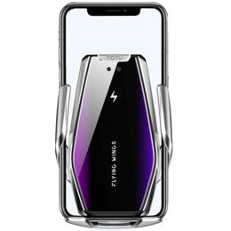 Держатели для мобильных устройств - Автомобильный держатель TOTU King Series ll 15W, 0