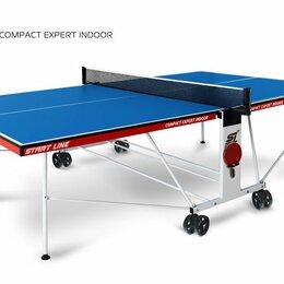 Столы - Теннисный стол Compact Expert Indoor , 0