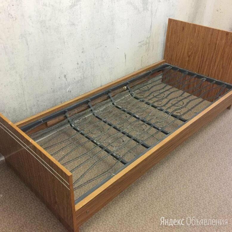 Кровать пружинная  по цене 3500₽ - Кровати, фото 0
