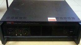 Аудиооборудование для концертных залов - Усилитель Inter-m S4000 (sма4000), 0