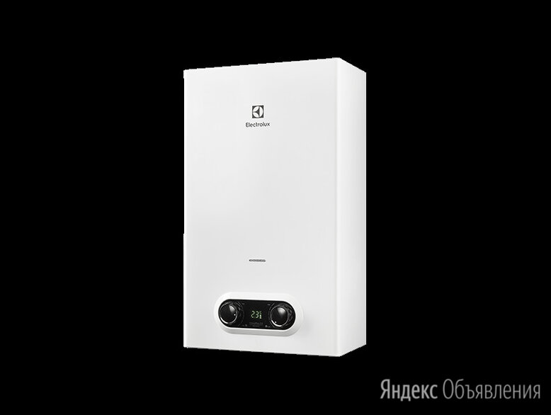 Газовая колонка Electrolux GWH 10 NanoPlus 2.0 по цене 9900₽ - Водонагреватели, фото 0