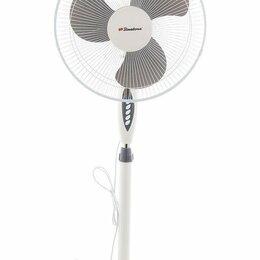 Вентиляторы - TOTAL  вентилятор напольный 3 режима с гарантией+ POP IT в подарок, 0