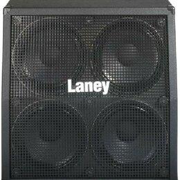 Гитарное усиление - Кабинет LANEY LX412A, 0