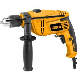 Дрели и строительные миксеры - Дрель ударная INGCO ID6538, 650Вт, 0-3000об/мин,…, 0