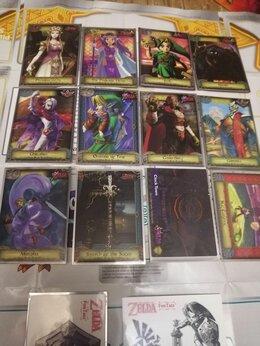 Коллекционные карточки - Карточки Zelda , 0