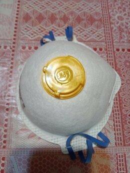 Средства индивидуальной защиты - Маска-респиратор, упаковка 5 шт , 0