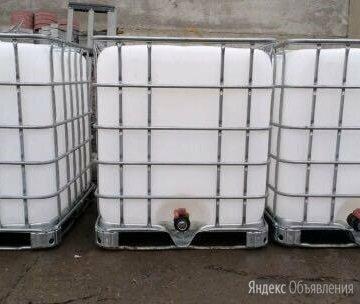 Емкость 1000 литров по цене 3500₽ - Баки, фото 0