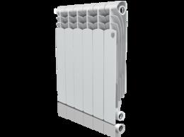 Радиаторы - Радиатор биметаллический Royal 500/80 8 секций, 0