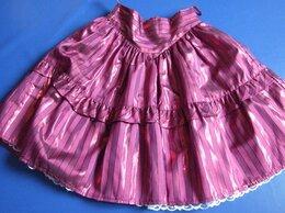 Юбки - Нарядная юбка на 122-128, 0