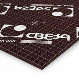 Древесно-плитные материалы - Ламинированная Фанера 18мм Deck 350 Свеза, 0