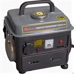 Электрогенераторы и станции - Генератор бензиновый  PIT PGB 950-AL  , 0