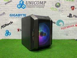 Настольные компьютеры - Мини игровой пк на Intel i5, 8GB, SSD, GTX 1030, 0