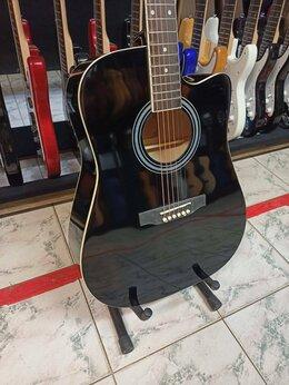 Акустические и классические гитары - Гитара акустическая Дредноут с вырезом, 0