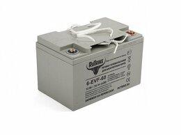 Аккумуляторы  - Аккумулятор тяговый для спецтехники Rutrike…, 0