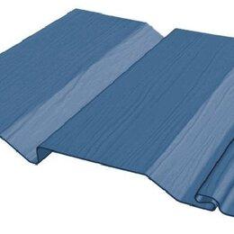 Сайдинг - Сайдинг FineBer Plus Синий (0,205х3,66м) 16шт/у, 0
