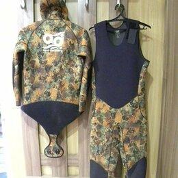Подводная охота - костюм для подводной охоты, 0