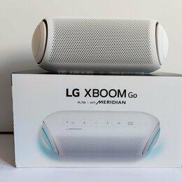 Портативная акустика - Колонка LG Xboom Go PL7W, 0