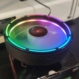 Кулеры и системы охлаждения - Кулер для процессора RGB Coolmoon glory 2, 0
