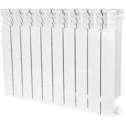 Радиаторы - Радиатор биметаллический секционный STOUT…, 0