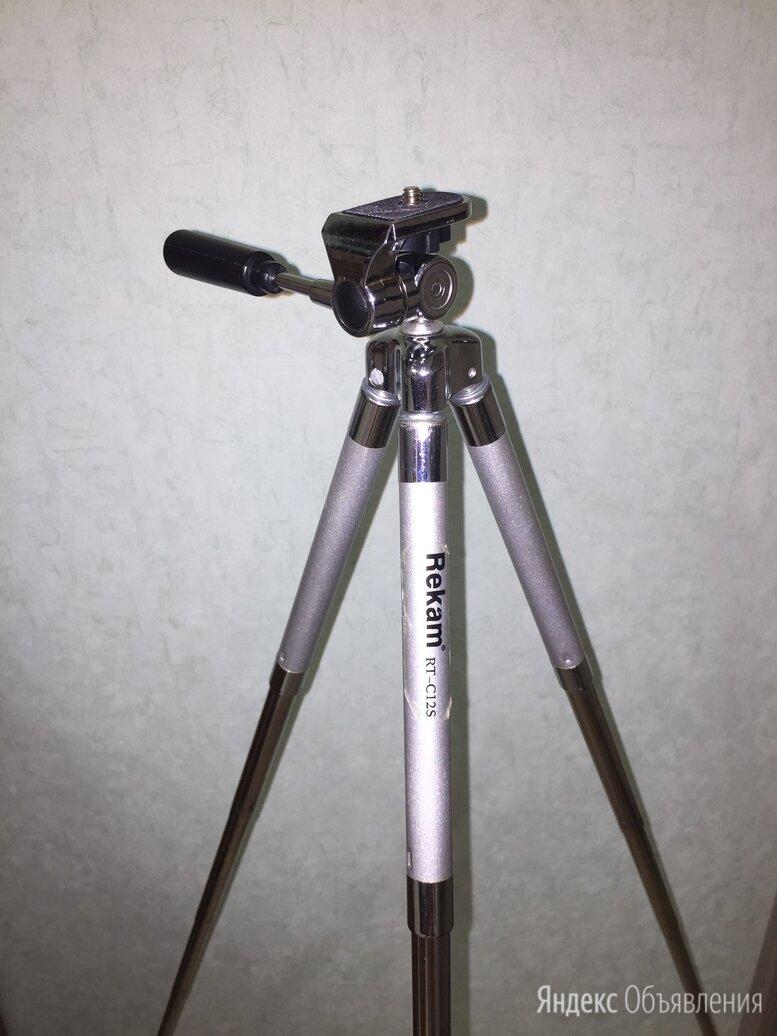 Штатив Rekam RT-C12S по цене 1300₽ - Штативы и моноподы, фото 0
