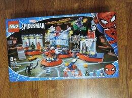 Конструкторы - LEGO Marvel Super Heroes 76175 Нападение на…, 0