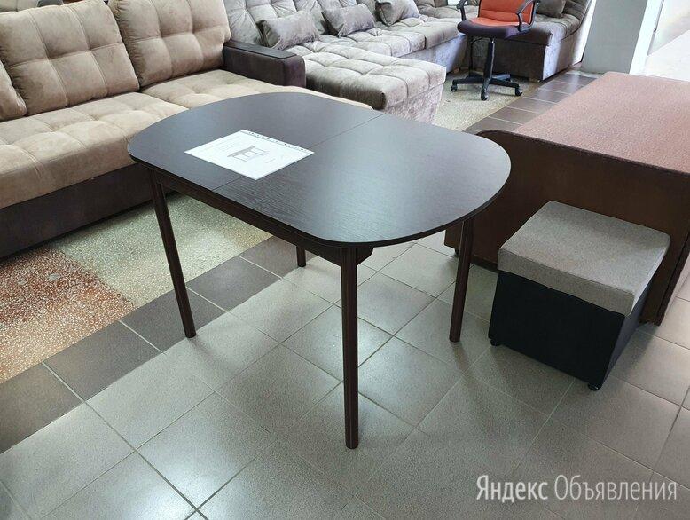 Стол обеденный раздвижной закругленный по цене 6900₽ - Столы и столики, фото 0