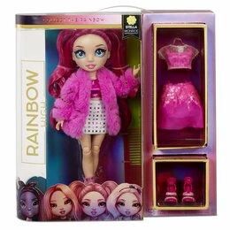 Куклы и пупсы - Кукла Rainbow High Fashion Стелла Монро , 0
