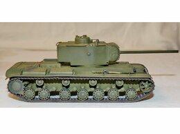 Сборные модели - 1/35 продажа модель танка КВ-220 Климент…, 0