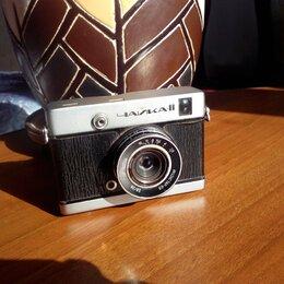 Пленочные фотоаппараты - Фотоаппарат ЧАЙКА, 0