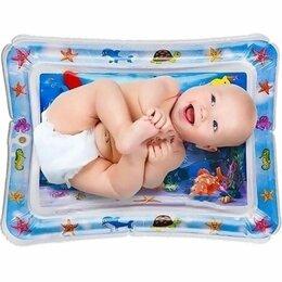 Развивающие коврики - 🔥ВОДНЫЙ КОВРИК для развития малыша, 0