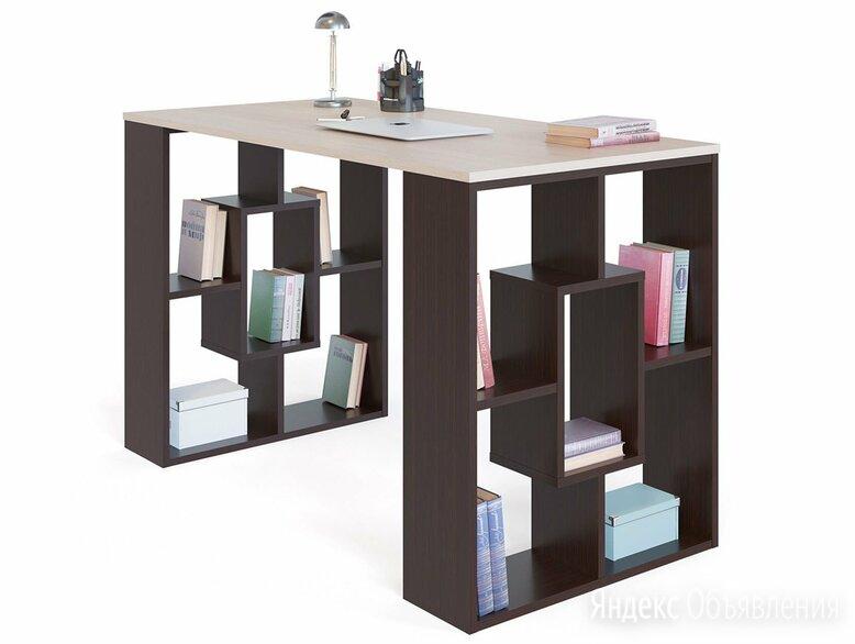 4 цвета! Письменный стол СПм-15 по цене 5020₽ - Компьютерные и письменные столы, фото 0