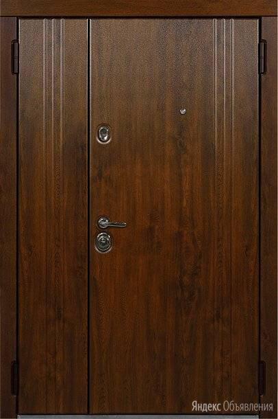 """Для дома. Двупольная дверь """"Хьюстон"""", пр-во Беларусь по цене 128198₽ - Входные двери, фото 0"""
