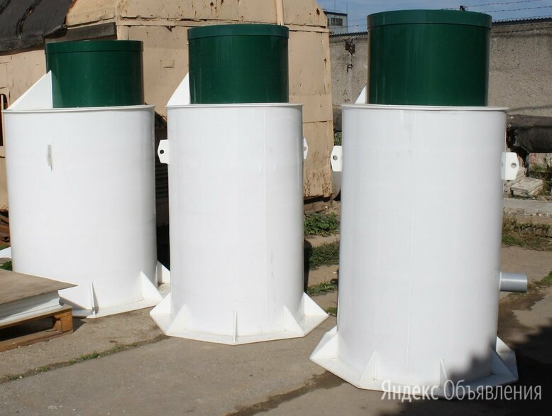 Кессон пластиковый для скважины по цене 43900₽ - Комплектующие водоснабжения, фото 0