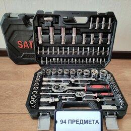 Наборы инструментов и оснастки - Набор инструментов SATA 94  в кейсе, 0