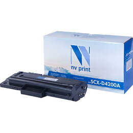 Картриджи - Картридж NVP для NV-SCX-D4200A для Samsung SCX…, 0