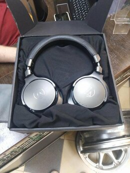 Наушники и Bluetooth-гарнитуры - Беспроводные наушники Audio-technica, 0