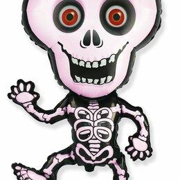 Интерьерная подсветка - Шар Танцующий скелет, 0