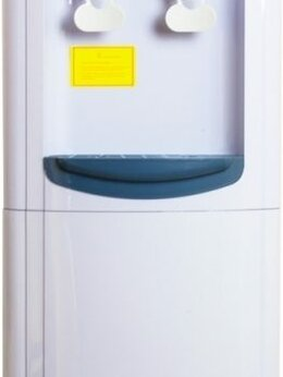 Кулеры для воды и питьевые фонтанчики - Кулер для воды Aqua Work 16LD/HLN (бело-синий), 0
