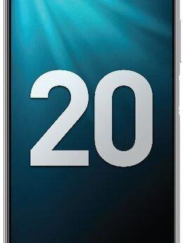 Мобильные телефоны - Смартфон Honor 20 6/128GB Ice White RUS, 0