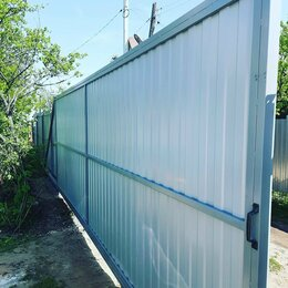 Заборы и ворота - Забор для дачи, 0