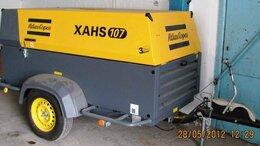 Воздушные компрессоры - передвижной компрессор Atlas Copco XAHS 107, 0
