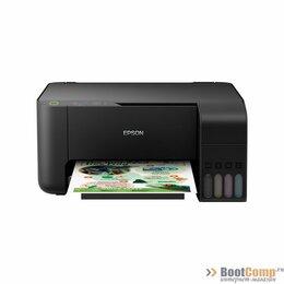 Принтеры, сканеры и МФУ - МФУ EPSON L3100, 0